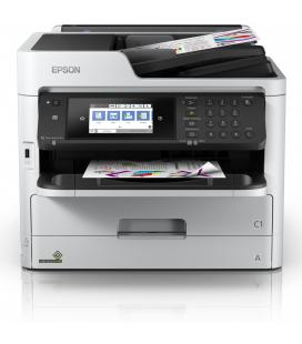 Multifuncion epson inyeccion wf-c5790dwf workforce pro fax/ a4/ 34ppm/ usb/ red/ wifi/ wifi direct/ duplex todas las funciones/
