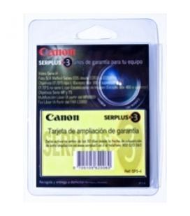 Ampliacion de garantia canon a 3 años eos objetivos video h