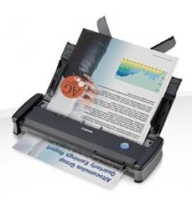 Escaner portatil canon p215 ii 15ppm / a4 / duplex/ adf / carnet y tarjeta/ 500 escaneos/dia