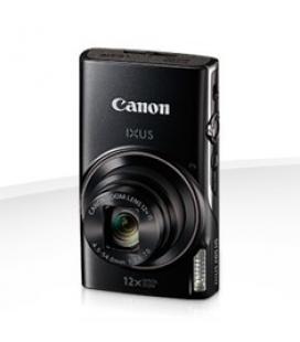 "Camara digital canon ixus 285 hs negra 20.2mp zoom 24x/ zo 12x/ 3"" litio/ videos hd/ modo eco - Imagen 1"