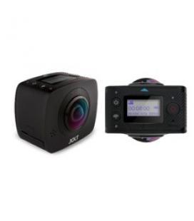 Camara 360 gigabyte 360 jolt duo wifi /full hd/compatible facebook 360 y youtube 360 - Imagen 1