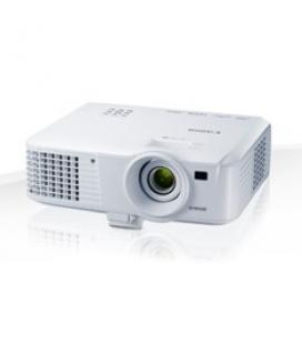 Videoproyector canon lv-wx320 standar 3200lum/ 10000:1/ 10w/ rj45/ 6000 horas