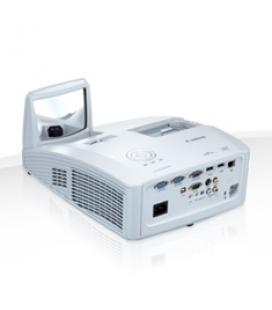 Videoproyector canon lv-wx300ust ultra corta distancia wxga/ dlp/ 3000lum/ 2300:1/ 16:10/ rj45/ hdmi/ 8000 horas