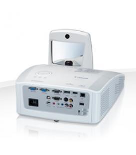 Videoproyector canon lv-wx300usti ultra corta distancia wxga/ dlp/ 3000lum/ 2300:1/ 16:10/ rj45/ hdmi/ 8000 horas/ interactivo