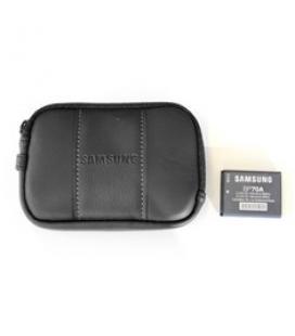 Kit bateria + funda para camara samsung st76 / st72 / st150 - Imagen 1