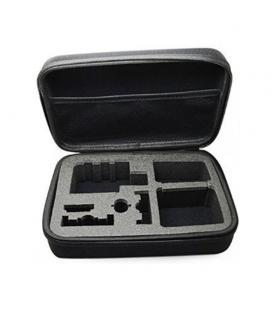 Maletin para accesorios / soportes / camara sport & go pro hero 4/3+/3/2/1 phoenix color negro middle size collection box (cama