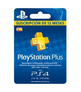 PlayStation Plus Card 365 días - Imagen 1