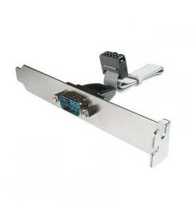 Interfaz puerto paralelo 1 x db-9 macho (serie)