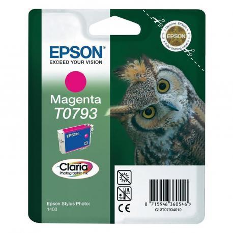CARTUCHO EPSON T0793 11.1ML MAGENTA - Imagen 1