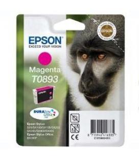 Cartucho tinta epson t0893 magenta 3.5ml s20 / sx105 / sx200 / sx205 / sx 405/ mono