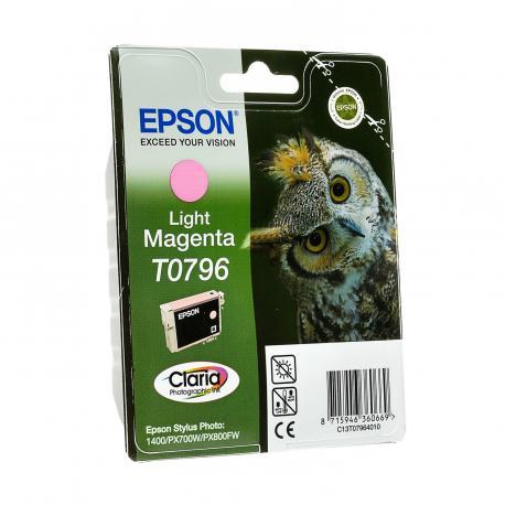 CARTUCHO EPSON T0796 11.1ML MAGENTA - Imagen 1