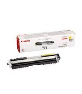 Toner canon 729 amarillo 1000 paginas i-sensys lbp 7010 c/ 7018 c