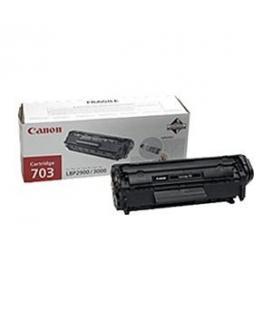 Toner canon 703 negro 2000 páginas lbp2900/ lbp3000