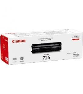 Toner canon crg 726 negro 2100 paginas lbp6200d