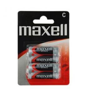 Blister maxell pila manganeso c lr 14 / 2 unidades