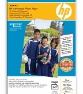 Papel hp fotografico glossy q8008a 10x15 250gr 60 hojas