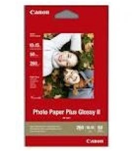 Papel canon fotografico 10x15 brillo  pp-201 50 hojas
