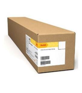 "Rollo papel kodak inkjet kod700109 profesional lustre 44"" 111.8 x 30.5"