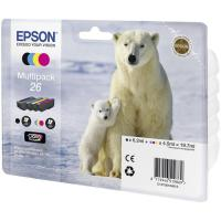 CARTUCHO MULTIPACK EPSON 26 19.7ML