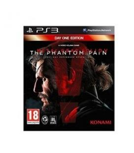 Juego ps3 - metal gear solid v: the phantom pain - day one - Imagen 1