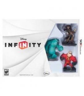 Juego 3ds - starter pack infinity - Imagen 1