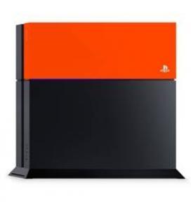 Accesorio ps4 hdd cubierta naranja - Imagen 1