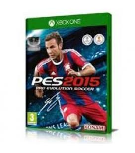 Juego xbox one pro evolution soccer 2015 - Imagen 1