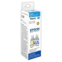 BOTELLA TINTA CIAN EPSON T6642