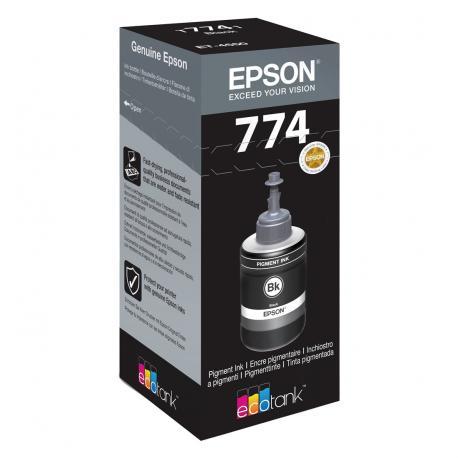 BOTELLA TINTA NEGRA EPSON T7741 - Imagen 1