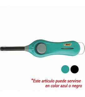 Encendedor multi especial barbacoas - mega lighter - colores variados - bic