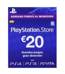 PlayStation Live Card 20€ - Imagen 1