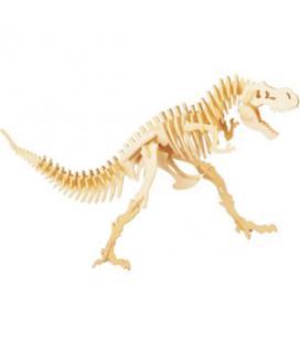 Puzzle de Madera Esqueleto de Dinosaurio Junior Knows - Imagen 1