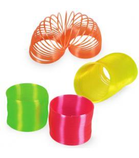 Espiral de Plástico Neón Junior Knows - Imagen 1
