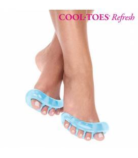 Separadores de Dedos de Gel Cool Toes Refresh - Imagen 1