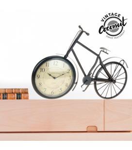 Reloj de Sobremesa Bicicleta Vintage Coconut