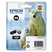 CARTUCHO EPSON 26XL 8.7ML NEGRO