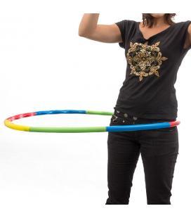 Aro Hula-Hoop Desmontable para Fitness Sport Xpert - Imagen 1