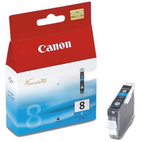 CARTUCHO DE TINTA CIAN CANON - Imagen 1