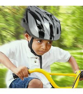 Casco de Bicicleta para Niños Junior Knows - Imagen 1