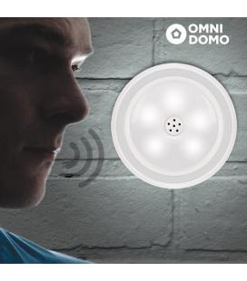 Foco LED con Sensor de Voz Voluma - Imagen 1