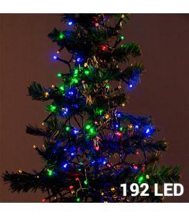 Luces de Navidad Multicolor Christmas Planet (192 LED) - Imagen 1