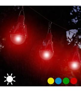 Bombilla Solar Oh My Home (pack de 4) - Imagen 1