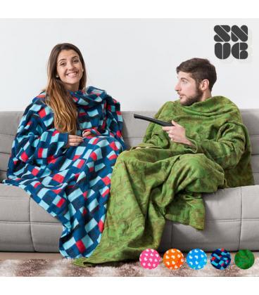 97e270a8b1 Batamanta Adultos Snug Snug Extra Suave Diseños Originales - Imagen 1