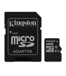 Kingston SDCS/16GB micro SD HC clase 10 16GB