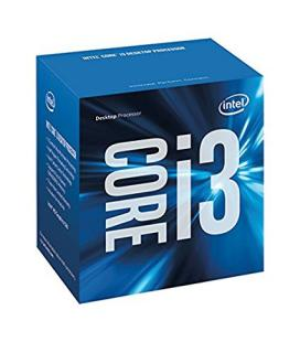 Micro. intel i3 6100t lga1151 6ª generacion 2 nucleos 3.2ghz 3m  in box bajo consumo