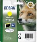 Cartucho tinta epson t1284 amarillo 3.5ml s22 / sx125 / sx420w / sx425w / bx305f / bx305fw/ zorro - Imagen 5