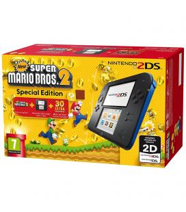 CONSOLA NINTENDO DS BLACK/BLUE +