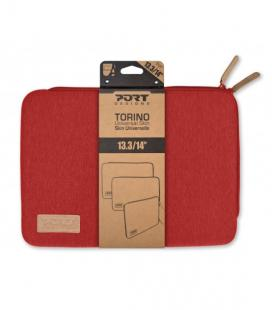"Port Designs TORINO Sleeve 14"" Funda Rojo"