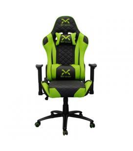 Droxio Silla Gaming Troun Negro-Verde