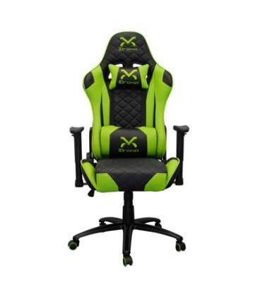 Droxio Silla Gaming Troun Negro-Verde - Imagen 1